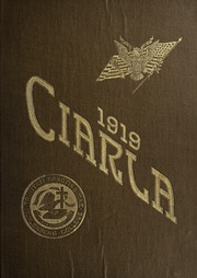 Muhlenberg College - Ciarla Yearbook (Allentown, PA) online yearbook collection, 1919 Edition, Page 1