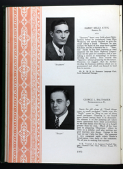 Page 66, 1931 Edition, Muhlenberg College - Ciarla Yearbook (Allentown, PA) online yearbook collection