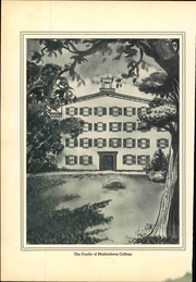 Page 10, 1937 Edition, Muhlenberg College - Ciarla Yearbook (Allentown, PA) online yearbook collection