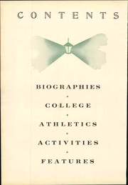 Page 16, 1937 Edition, Muhlenberg College - Ciarla Yearbook (Allentown, PA) online yearbook collection