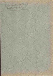Page 5, 1937 Edition, Muhlenberg College - Ciarla Yearbook (Allentown, PA) online yearbook collection