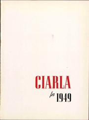 Page 7, 1949 Edition, Muhlenberg College - Ciarla Yearbook (Allentown, PA) online yearbook collection