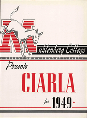 Page 9, 1949 Edition, Muhlenberg College - Ciarla Yearbook (Allentown, PA) online yearbook collection