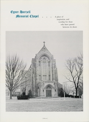 Page 15, 1959 Edition, Muhlenberg College - Ciarla Yearbook (Allentown, PA) online yearbook collection