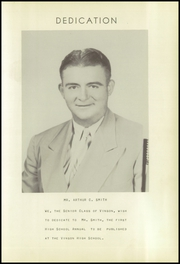 Page 11, 1951 Edition, Vinson High School - Bulldog Yearbook (Vinson, OK) online yearbook collection