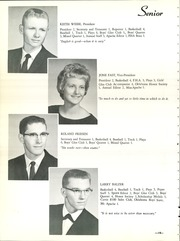 Adams High School - Apache Yearbook (Adams, OK) online yearbook collection, 1963 Edition, Page 18