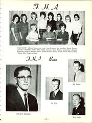 Adams High School - Apache Yearbook (Adams, OK) online yearbook collection, 1963 Edition, Page 41