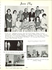 Adams High School - Apache Yearbook (Adams, OK) online yearbook collection, 1963 Edition, Page 43