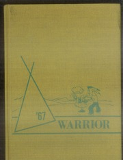 1967 Edition, Western Oaks Middle School - Warrior Yearbook (Bethany, OK)
