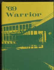 1969 Edition, Western Oaks Middle School - Warrior Yearbook (Bethany, OK)