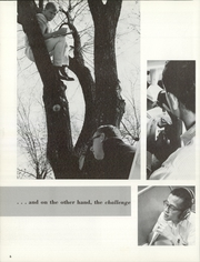 Page 10, 1967 Edition, Oklahoma Baptist University - Yahnseh Yearbook (Shawnee, OK) online yearbook collection