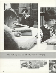 Page 14, 1967 Edition, Oklahoma Baptist University - Yahnseh Yearbook (Shawnee, OK) online yearbook collection