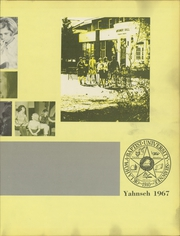Page 3, 1967 Edition, Oklahoma Baptist University - Yahnseh Yearbook (Shawnee, OK) online yearbook collection