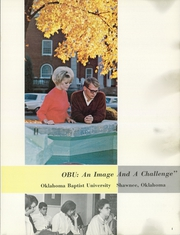 Page 5, 1967 Edition, Oklahoma Baptist University - Yahnseh Yearbook (Shawnee, OK) online yearbook collection