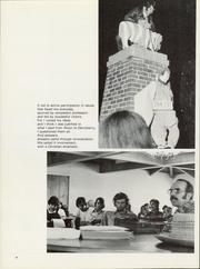 Page 10, 1975 Edition, Oklahoma Baptist University - Yahnseh Yearbook (Shawnee, OK) online yearbook collection