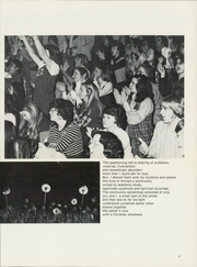 Page 15, 1975 Edition, Oklahoma Baptist University - Yahnseh Yearbook (Shawnee, OK) online yearbook collection