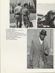 Page 16, 1975 Edition, Oklahoma Baptist University - Yahnseh Yearbook (Shawnee, OK) online yearbook collection