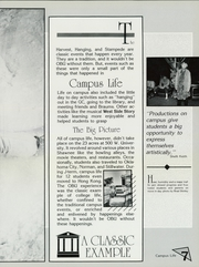 Page 11, 1988 Edition, Oklahoma Baptist University - Yahnseh Yearbook (Shawnee, OK) online yearbook collection