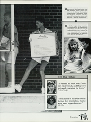 Page 15, 1988 Edition, Oklahoma Baptist University - Yahnseh Yearbook (Shawnee, OK) online yearbook collection