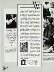 Page 8, 1988 Edition, Oklahoma Baptist University - Yahnseh Yearbook (Shawnee, OK) online yearbook collection