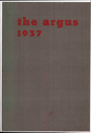 1937 Edition, University of Science and Arts of Oklahoma - Argus Yearbook (Chickasha, OK)