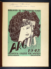 Page 5, 1942 Edition, University of Science and Arts of Oklahoma - Argus Yearbook (Chickasha, OK) online yearbook collection