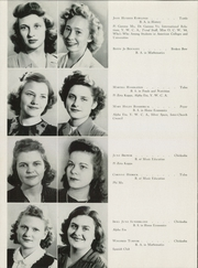 Page 10, 1945 Edition, University of Science and Arts of Oklahoma - Argus Yearbook (Chickasha, OK) online yearbook collection