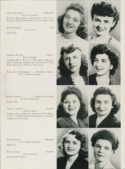 Page 11, 1945 Edition, University of Science and Arts of Oklahoma - Argus Yearbook (Chickasha, OK) online yearbook collection