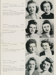 Page 13, 1945 Edition, University of Science and Arts of Oklahoma - Argus Yearbook (Chickasha, OK) online yearbook collection