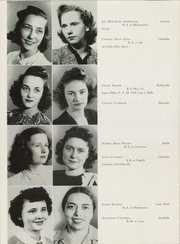 Page 14, 1945 Edition, University of Science and Arts of Oklahoma - Argus Yearbook (Chickasha, OK) online yearbook collection