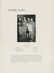 Page 7, 1945 Edition, University of Science and Arts of Oklahoma - Argus Yearbook (Chickasha, OK) online yearbook collection