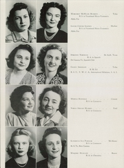 Page 8, 1945 Edition, University of Science and Arts of Oklahoma - Argus Yearbook (Chickasha, OK) online yearbook collection