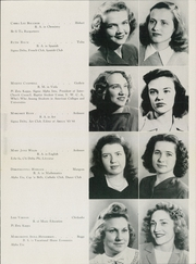 Page 9, 1945 Edition, University of Science and Arts of Oklahoma - Argus Yearbook (Chickasha, OK) online yearbook collection