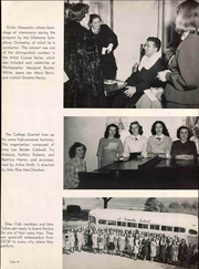 Page 105, 1948 Edition, University of Science and Arts of Oklahoma - Argus Yearbook (Chickasha, OK) online yearbook collection