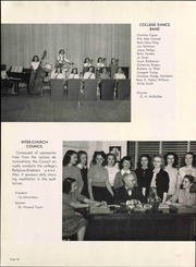 Page 91, 1948 Edition, University of Science and Arts of Oklahoma - Argus Yearbook (Chickasha, OK) online yearbook collection