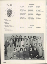 Page 90, 1950 Edition, University of Science and Arts of Oklahoma - Argus Yearbook (Chickasha, OK) online yearbook collection