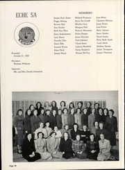 Page 94, 1950 Edition, University of Science and Arts of Oklahoma - Argus Yearbook (Chickasha, OK) online yearbook collection