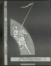Page 1, 1932 Edition, Phillips University - Phillipian Yearbook (Enid, OK) online yearbook collection