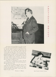 Page 15, 1950 Edition, Phillips University - Phillipian Yearbook (Enid, OK) online yearbook collection