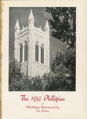 Page 5, 1950 Edition, Phillips University - Phillipian Yearbook (Enid, OK) online yearbook collection