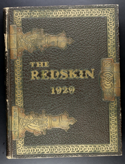 Page 1, 1929 Edition, Oklahoma State University - Redskin Yearbook (Stillwater, OK) online yearbook collection