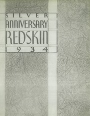 Page 1, 1934 Edition, Oklahoma State University - Redskin Yearbook (Stillwater, OK) online yearbook collection