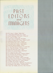 Page 11, 1934 Edition, Oklahoma State University - Redskin Yearbook (Stillwater, OK) online yearbook collection