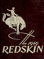 Page 1, 1949 Edition, Oklahoma State University - Redskin Yearbook (Stillwater, OK) online yearbook collection
