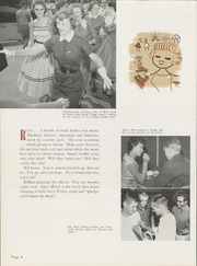 Page 10, 1958 Edition, Oklahoma State University - Redskin Yearbook (Stillwater, OK) online yearbook collection