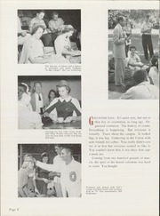 Page 12, 1958 Edition, Oklahoma State University - Redskin Yearbook (Stillwater, OK) online yearbook collection