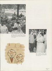Page 13, 1958 Edition, Oklahoma State University - Redskin Yearbook (Stillwater, OK) online yearbook collection