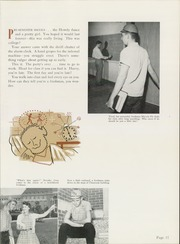 Page 15, 1958 Edition, Oklahoma State University - Redskin Yearbook (Stillwater, OK) online yearbook collection
