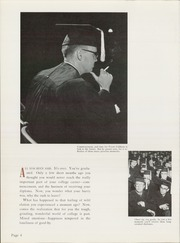 Page 8, 1958 Edition, Oklahoma State University - Redskin Yearbook (Stillwater, OK) online yearbook collection