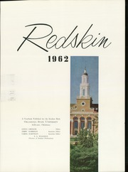 Page 7, 1962 Edition, Oklahoma State University - Redskin Yearbook (Stillwater, OK) online yearbook collection